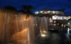 A Grand Hotel vízesése, Gran Canaria, Kanári-szigetek