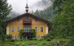 St.Wolfgang, Ferenc József barátnőjének háza, Ausztria