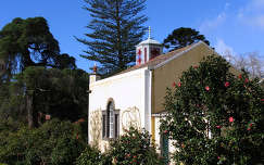 Madeirai kerti kápolna, Portugália