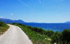 Horvátország - Hvar útközben