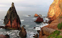 Szines sziklák Madeirán