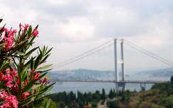 Boszporusz-híd, Isztambul, Törökország