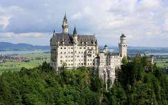 Neuschwansteini kastély Németorzság