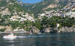 Az olasz partoknál