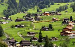 Grindelwald völgye Svájc
