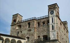 Magyarország, Sárospatak, Rákóczi-vár