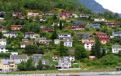 Sogne-fjord Aurlandnál
