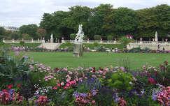 Párizs, Luxembourg kert