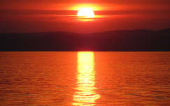 Siófoki naplemente 2010.08.12.