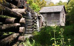 Malom, Great Smoky Mountains Nemzeti Park