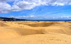 Mas Palomas dűnéi, Gran Canaria