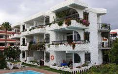 Apartman ház, Gran Canaria