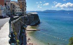 Görögország Korfu sziget Kerkyra