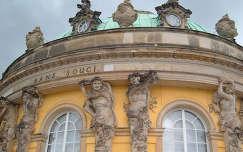 Sans Souci kastély, Potsdam