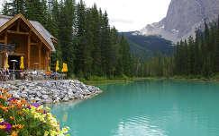 Emerald-tó, Yoho Nemzeti Park, Kanada