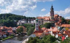 Csehország-ékszerdoboza -Krumlov