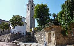 St.Lőrinc templom Lugano-ban