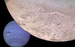 bolygók és holdak