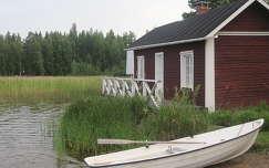 Finnország - mökki