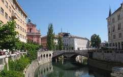 Ljubljana folyója