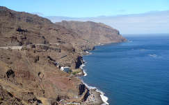 Tenerife-Playa de las Gaviotas, strand