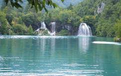 Horvátország Plitvicai tavak