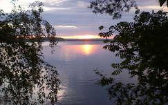 Finnország - Naplemente