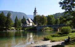 Szlovénia, Bohinj-tó