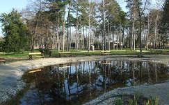 Jókai park, Siófok, Magyarország