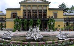 Bad Ischl ,Kaiser villa,Ferenc József  és Sissy nyári rezidenciája  Ausztria