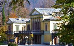 Ausztria, Bad Ischl, Kaiser villa