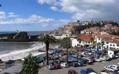 Madeirai halászfalu