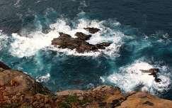Madeira sziklái, Portugália