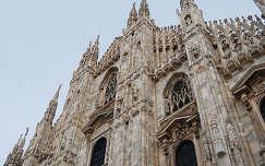 templom olaszország milánó milánói dóm