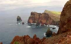 Madeira sziklái, Portgália