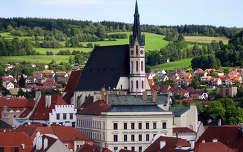 Csehország-Krumlov