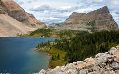 Mummy Lake, Kanada