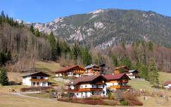 Osztrák falucska