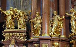 Apostolok, Melk, Ausztria