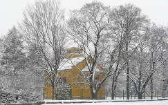 Bábolna református templom