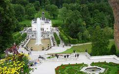 A linderhof-i kastély, Németország