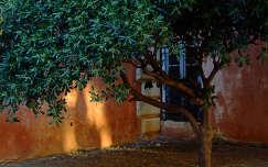 Új Erőd udvarán, Korfu
