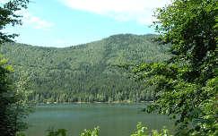 Románia - Erdély - Székelyföld -Szent Anna tó.  fotó: Kőszály