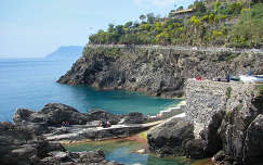 Olaszország, CinqueTerre, A szerelmesek útja