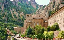 Barcelona,Monasterio Montserrat