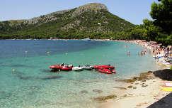 Mallorca:Formentor beach