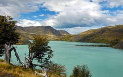 Pehoe tó, Torres del Paine Nemzeti Park, Patagónia, Chile