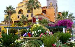 Tenerifei Szálloda, Spanyolország, Kanári-szigetek
