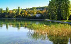 Őszi nyugalom a Balatonon
