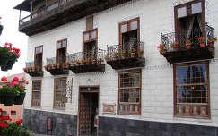 La Orotava balkonháza, Spanyolország